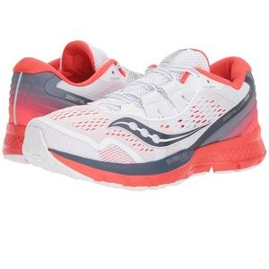 Saucony Zealot ISO 3 Running Shoes, Women's 8.5
